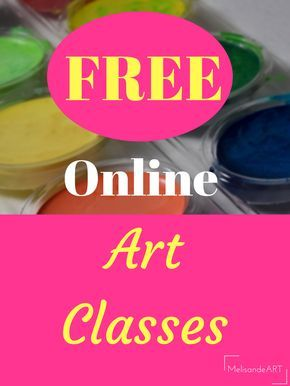 Six Free Online Art Classes Start Your Meslisandeart Com