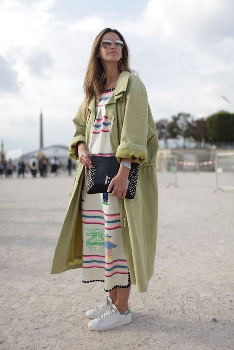 nice They Are Wearing: Paris Fashion Week - Slideshow