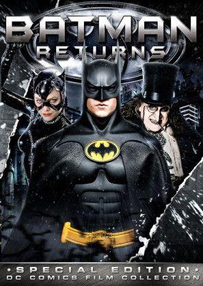 Batman Returns Poster. ID:1374108 | Batman returns, Batman movie posters,  Batman