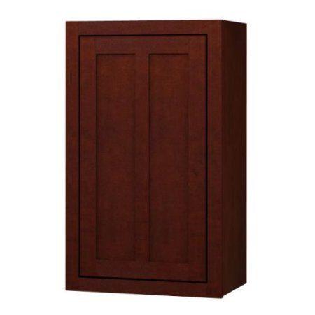Sagehill Designs Ldw1830 Lakewood 18 X 30 Single Door Kitchen Wall Cabinet Kitchencabinets Kitchen Wall Cabinets Wall Cabinet Installing Cabinets