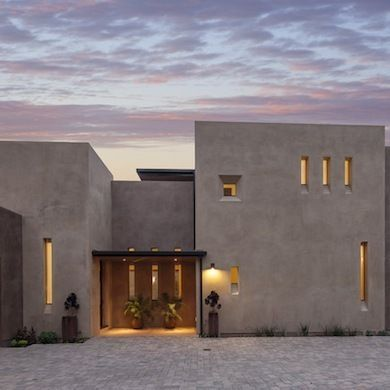 Solid As A Rock 11 Unbelievable Concrete Homes Cement House Concrete House Concrete Houses
