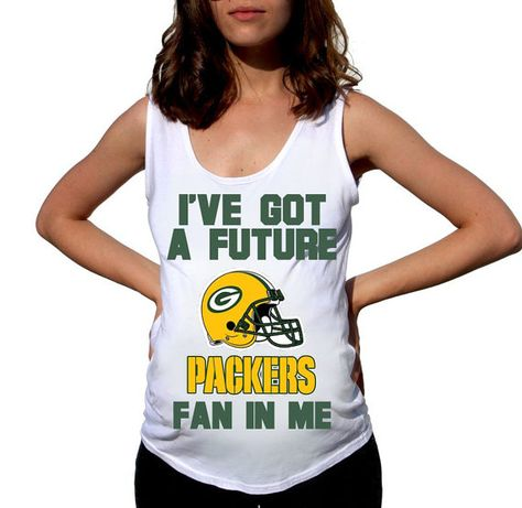 Green Bay Packers Baby Green Bay Packers Shirt Boy by FreshBreak