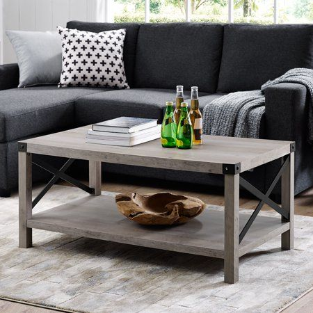 Home Stylish Coffee Table Coffee Table Grey X Coffee Table