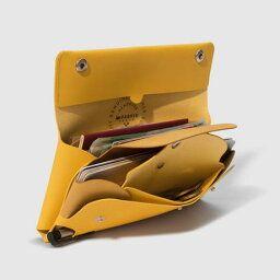 楽天市場 再入荷 Fabrik 3way Mini Wallet 追跡可能クリックポスト 送料無料 Fusion Sun 財布 レザーの財布 長財布