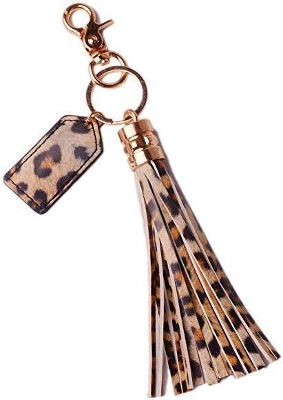 Leather Mini Flogger Keychain Key Chain NEW