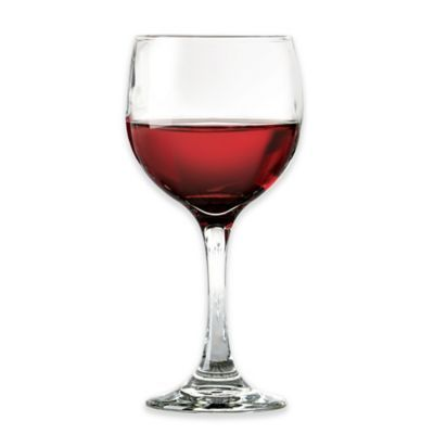 Medium Bodied Red Wine Crystal Glass