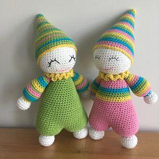 Ravelry: Amigurumi Doll 'Lemon Meringue Shortcake' pattern by ...   320x320