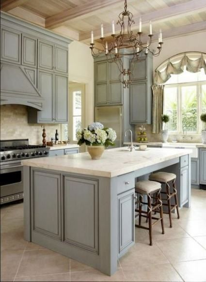 New Farmhouse Kitchen Backsplash French Country 40 Ideas Kitchen