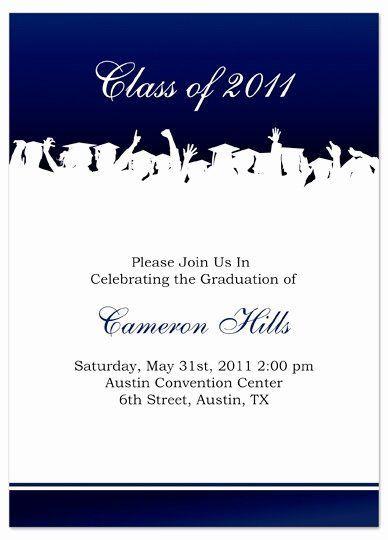 Graduation Card Template Word Unique Graduation Announcement Templ Graduation Announcement Template Graduation Invitation Cards Graduation Invitations Template