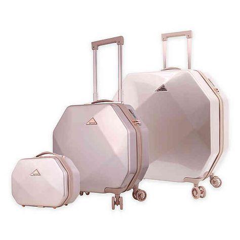 Kensie Gemstone Luggage Collection Bed Bath Beyond Cute