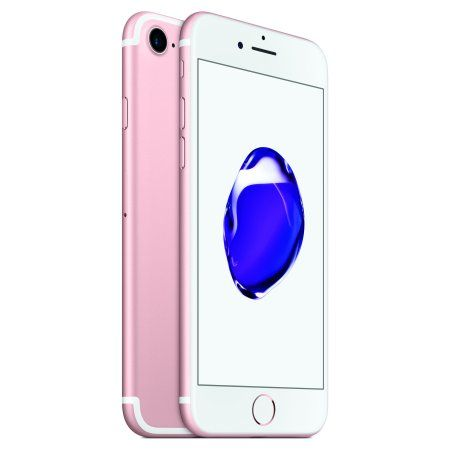 Tracfone Apple Iphone 7 32gb Rose Gold Prepaid Smartphone Walmart Com Iphone 7 Rose Gold Apple Iphone Apple Iphone 7 32gb