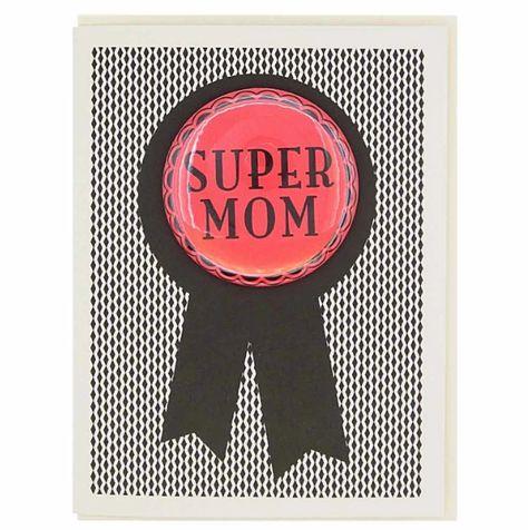 10 Cards for All the Super Moms | Poppytalk