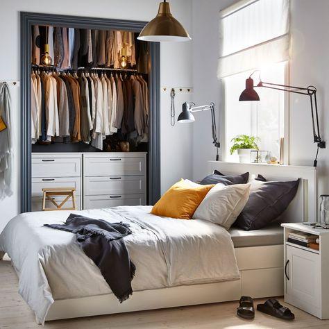Camera da letto completa 5 pezzi. 54 Idee Su Ikea Camera Da Letto Ikea Idee Arredamento Camera Da Letto Camera Da Letto