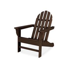 Trex Outdoor Furniture Adirondack Plastic Adirondack Chair With