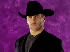 c1fdc970e44e9 My favorite wrestler Shawn Michaels. This is a cool look...cowboy hat and  stubble