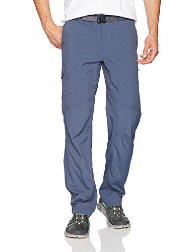 super cute 2019 best sell wide range Columbia Mens Silver Ridge Cargo Pants ZincVoltage 36 x 34 ...