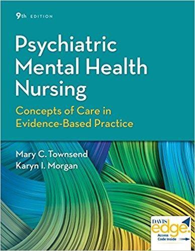 Psychiatric mental health nursing concepts of care in evidence psychiatric mental health nursing concepts of care in evidence based practice 9th edition isbn 13 978 0803660540 fandeluxe Gallery