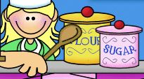 Cooking with Kids. Website full of fun children's recipes.