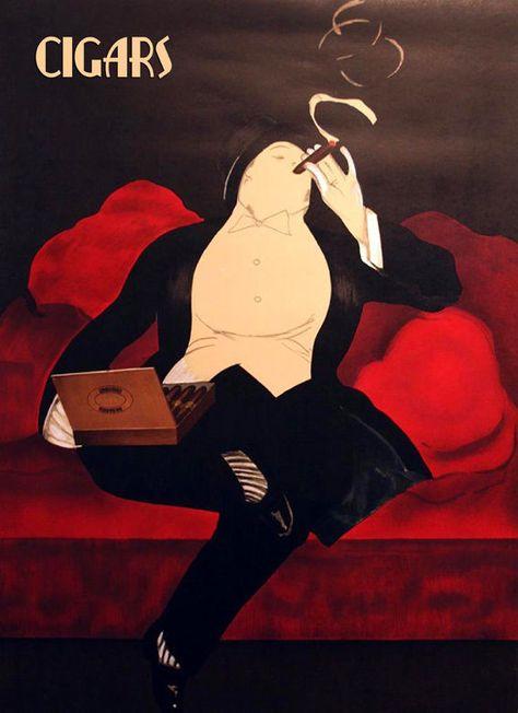 1222.Cuban movie Poster.Queen Elizabeth Dance.Cigar art.Smoker Interior design