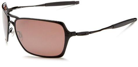 ca53c54ccc1 Oakley Inmate Oo4029 Polished Black Frame Vr28 Black Iridium Polarized Lens  Metal Sunglasses Amazon.co.uk Sports   Outdoors