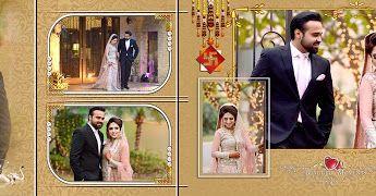 Wedding Photo Album Design Psd Templates 12x30 Download Luckystudio4u Wedding Photo Album Layout Wedding Album Layout Wedding Album