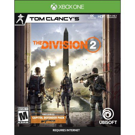 Video Games Tom Clancy The Division Tom Clancy Xbox One