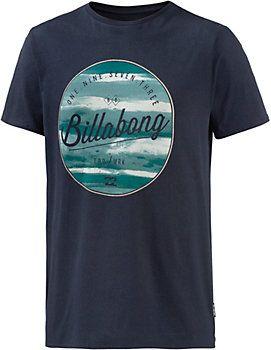 <title>Billabong Rounder SS T-Shirt Herren indigoblau im Online Shop von SportScheck kaufen</title>