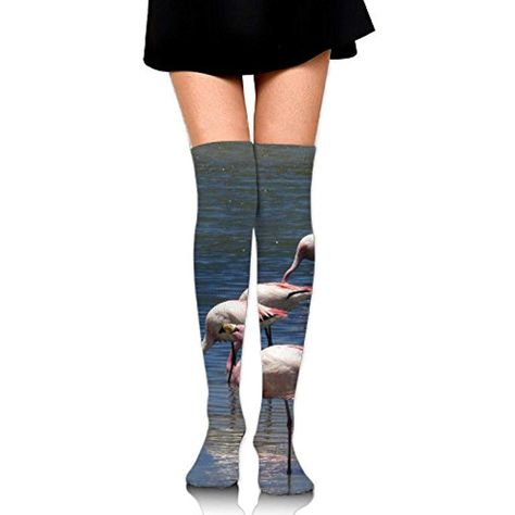 Pattern Knee High Compression Thigh High Socks Soccer Tube Sock Unisex Sea Turtle 2