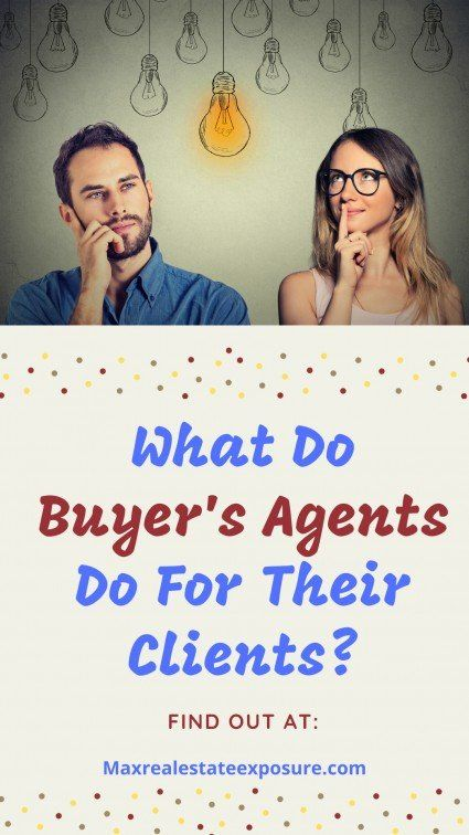What Does a Real Estate Agent Do For Buyers and Sellers