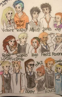 Time Travel Harry Potter 3rd Generation Harry Potter Comics Harry Potter Drawings Harry Potter Ships