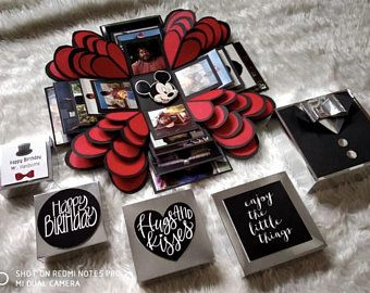 Boyfriend for box surprise ideas Surprise Gift