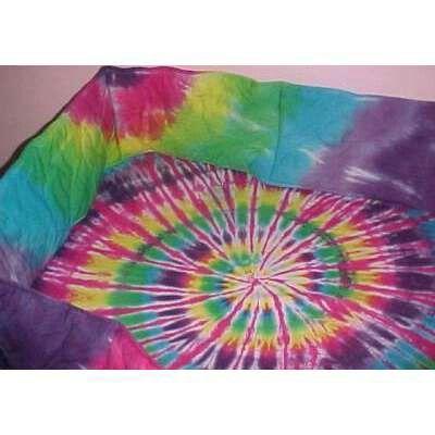 Tie Dye Baby Crib Sheets Beautiful, Tie Dye Nursery Bedding