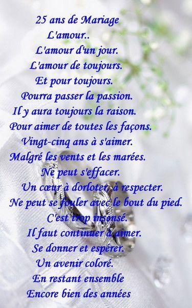 Texte D Anniversaire De Mariage 25 Ans Best Of Love Quotes For
