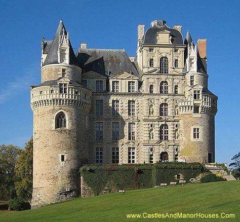Château de Brissac ~ Brissac-Quincé ~ Maine-et-Loire ~ France.
