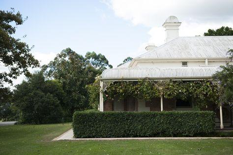 Mindaribba House, Hunter Valley, NSW. Em and Max wedding by The Follans. #wedding #weddingvenue #australia