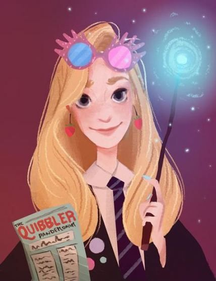 15 Trendy Drawing Harry Potter Fanart Luna Lovegood Harry Potter Fan Art Harry Potter Artwork Harry Potter Drawings