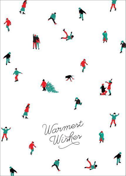 Holidays on Ice Photo Card