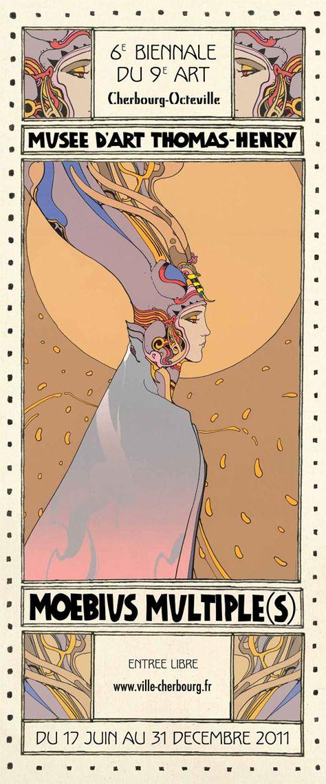 Jean Giraud, né en 1938 et mort en 2012, était un dessinateur et scénariste français de bande dessinée, connu sous son propre nom mais également sous les pseudonymes de Mœbius et Gir.  En tant que Jean Giraud et Gir, il est le créateur de la célèbre série western Blueberry.  Sous le pseudonyme de Mœbius, il est l'auteur de bandes dessinées de science-fiction, telle que Le Garage hermétique, L'Incal ou Arzach, qui lui valent une reconnaissance internationale.