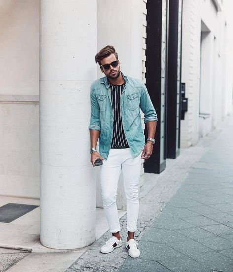 29 Different Men's Fashion Styles to Inspire You
