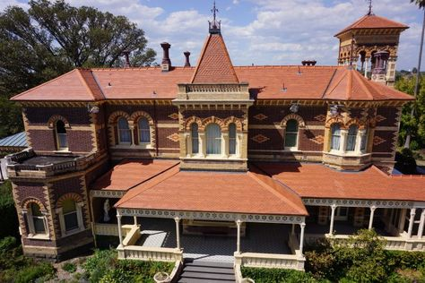 Rippon Lea mansion was built in 1868