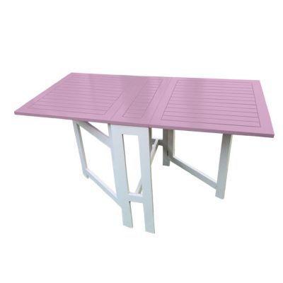 Table Console De Jardin Burano Orchidee Pliante 130 X 65 Cm En 2020 Console Table Et Jardins En Bois