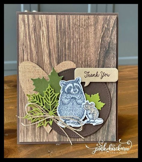 Photo of Pink Buckaroo Designs Special Someone Thank You Card