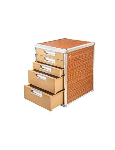 File Cabinets Home Office Furniture 5th Floor Innovation Charming Design Wood Grain Silver Office File Manag Home Office Furniture Wood Design Charming Design