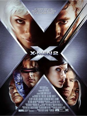 X Men 2 United 2003 Dual Audio Org Hindi Brrip 480p 380m In 2020 X Men Good Movies Men