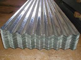 8 3 Corrugated Galvanised Steel Roofing Sheet Carports Canopies Roofingdesign Corrugated Metal Wall Corrugated Metal Metal Building Homes