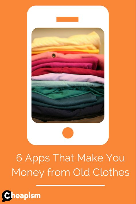There are many clothing-based apps available, each with it's own little niche. Learn how to make and save money while using them!