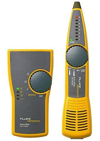 Fluke Intellitone Pro200 Lan Toner And Probe Kit Cableado Estructurado Disenos De Unas