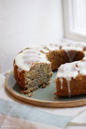 Apfel Mohn Kuchen Apfel Mohn Kuchen Kuchen Und Kuchen Und Torten