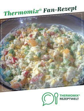 Reissalat Rezept Reissalat Reissalat Rezepte Vorspeisen Salat