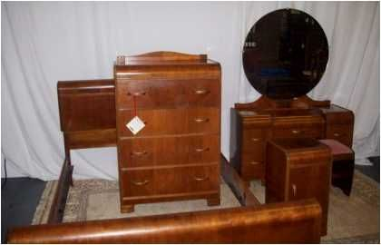 Beautiful 1950 S Art Deco Bedroom Furniture You Must Know Art Deco Bedroom Furniture Newlywed Furniture Art Deco Bedroom